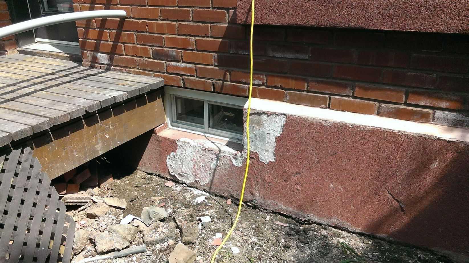 Reparation de beton archives crepi montreal rive sud - Refaire crepi exterieur ...