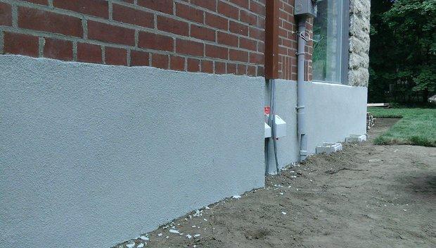 Crepi acrylique exterieur solage crepi montreal rive sud for Crepi exterieur