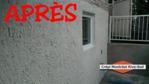 Reparation Stucco Montreal Rive-Sud
